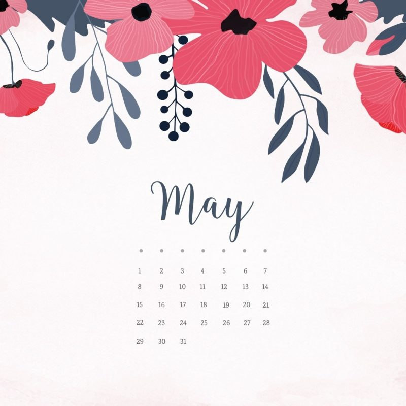 10 New May 2017 Calendar Wallpaper FULL HD 1080p For PC Background 2021 free download may 2017 calendar wallpaper 1280x1024 wallpaper rocket 800x800
