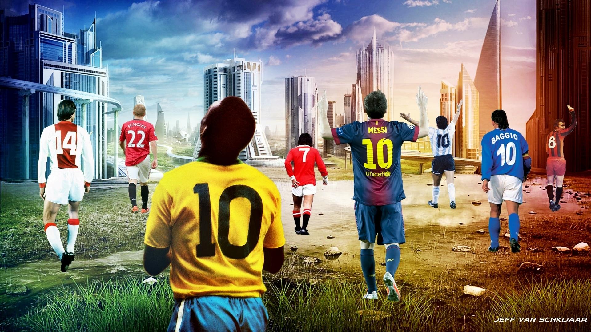 meilleurs wallpapers de foot : la sélection de lt - transfert foot