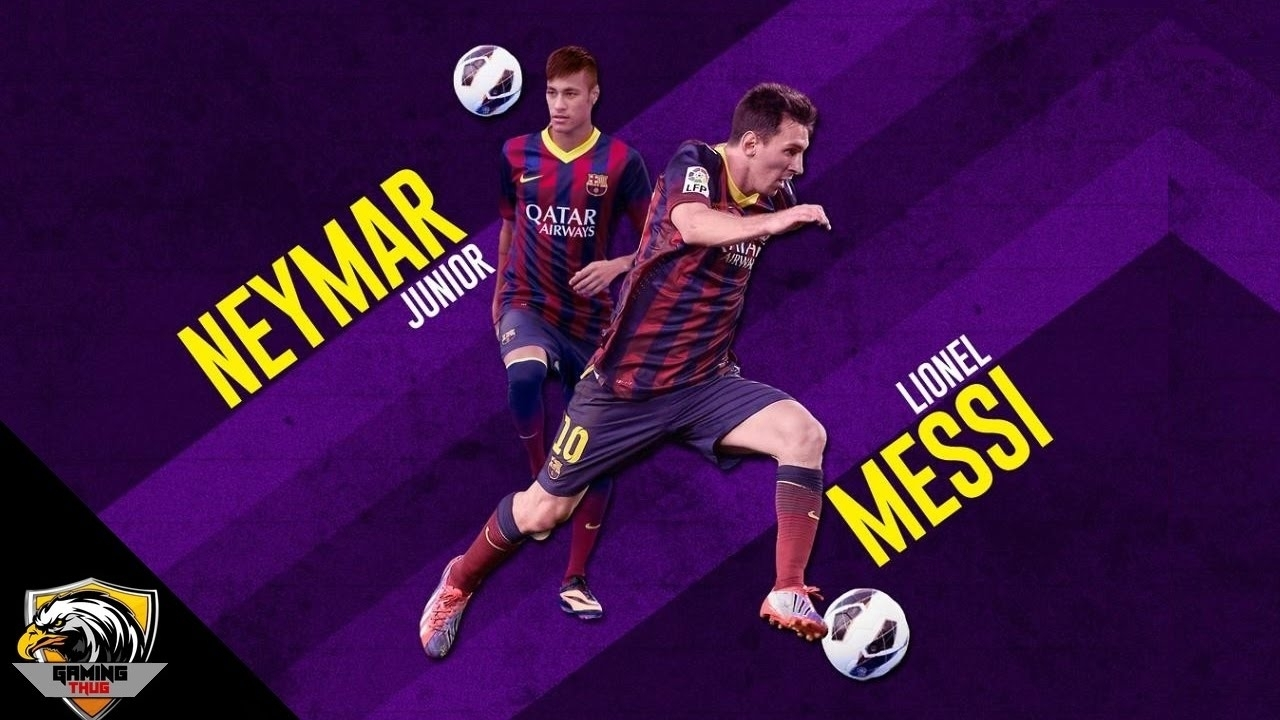 messi and neymar - wallpapers hd! - youtube