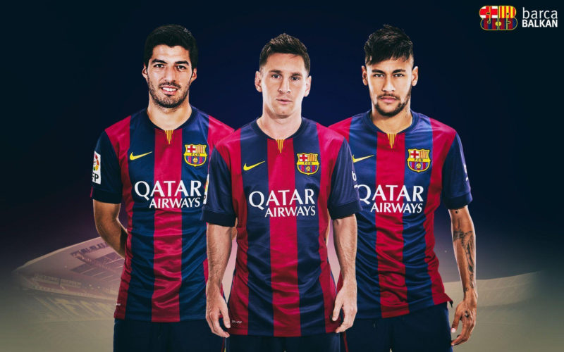 10 Most Popular Neymar And Messi Wallpaper FULL HD 1080p For PC Background 2020 free download messi suarez neymar wallpapers wallpaper cave 2 800x500