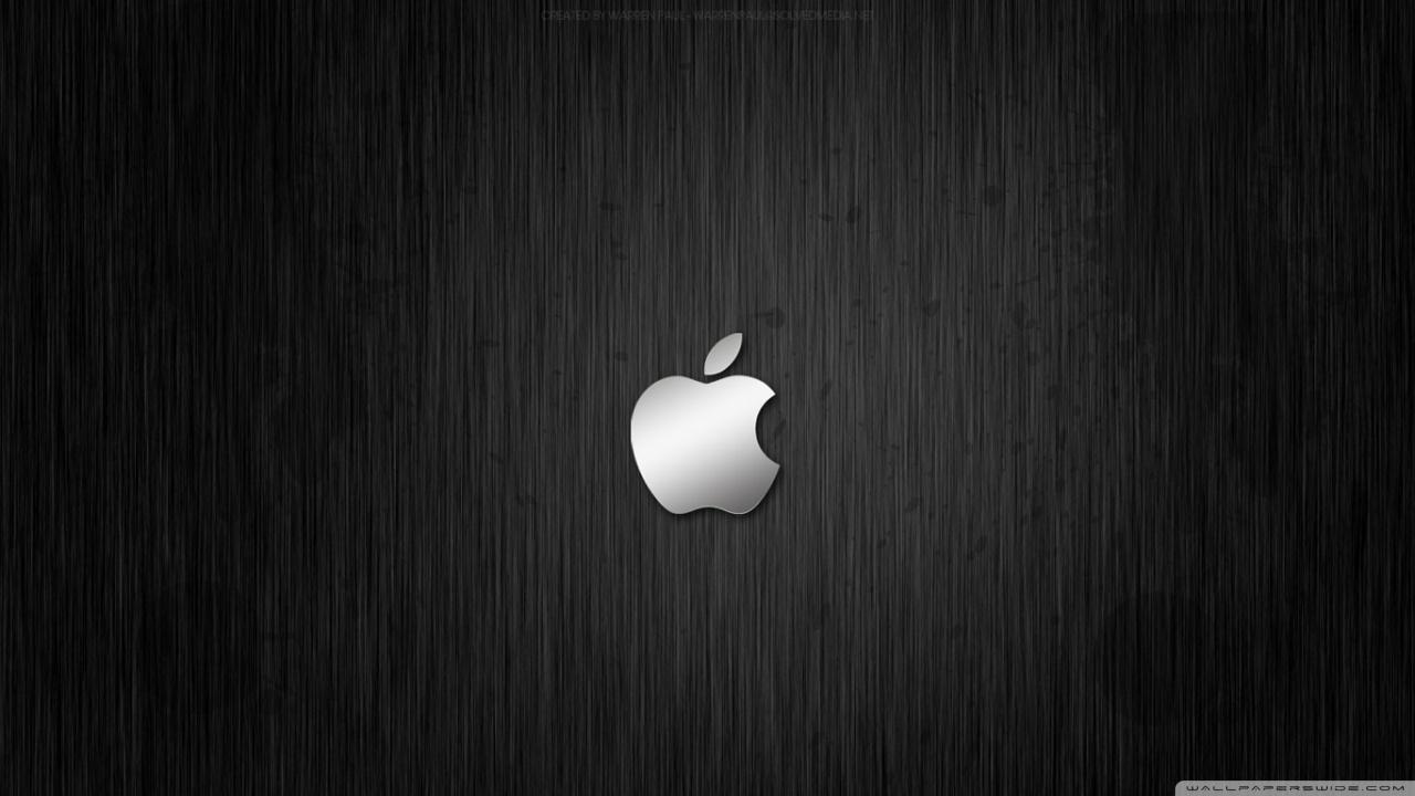 metal apple ❤ 4k hd desktop wallpaper for 4k ultra hd tv • wide