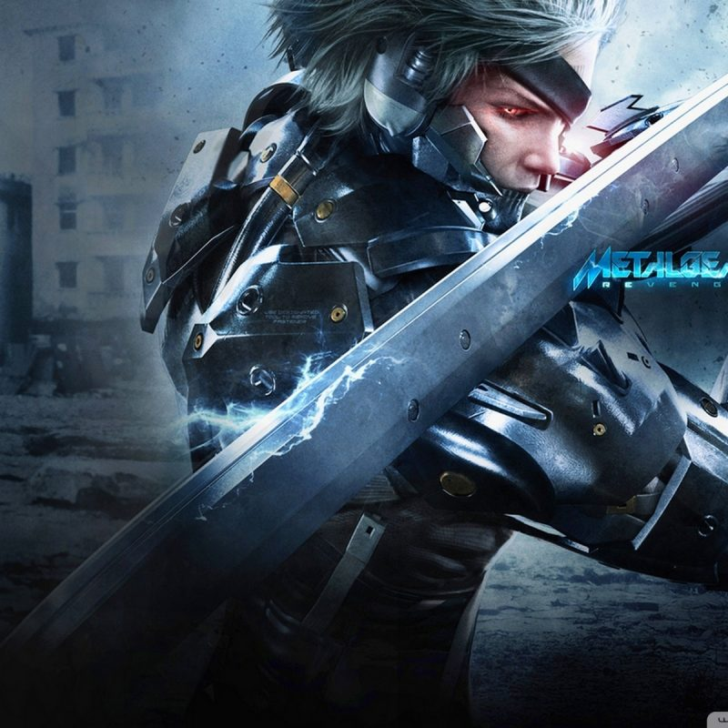 10 Best Metal Gear Rising Wallpaper FULL HD 1920×1080 For PC Desktop 2018 free download metal gear rising revengeance e29da4 4k hd desktop wallpaper for 4k 800x800