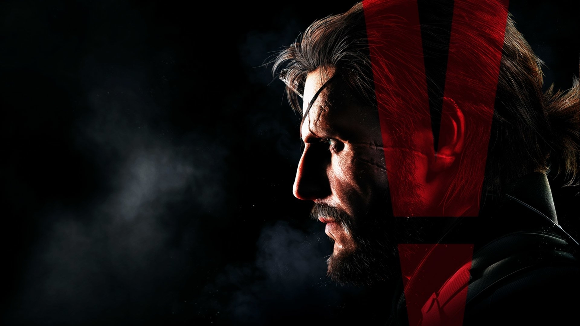 metal gear solid v: the phantom pain full hd fond d'écran and