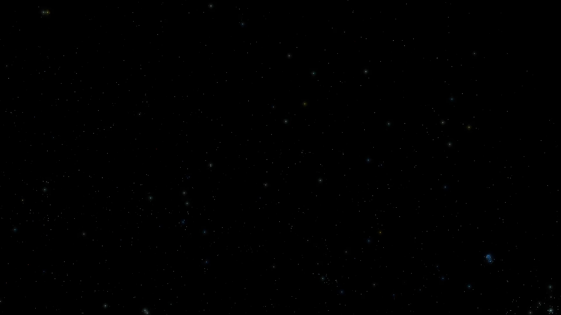 mg0007 night sky with twinkling stars animated background motion