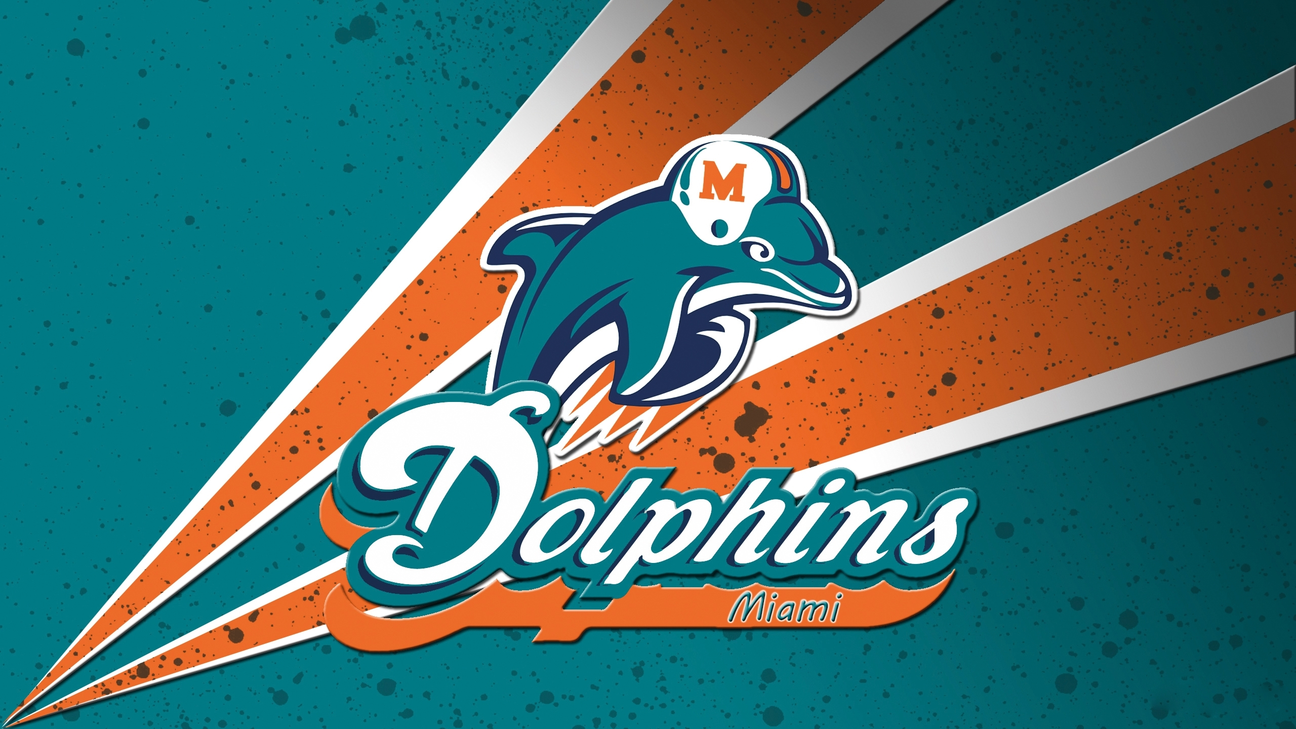 miami dolphins logo wallpaper - page 2 of 3 - wallpaper.wiki