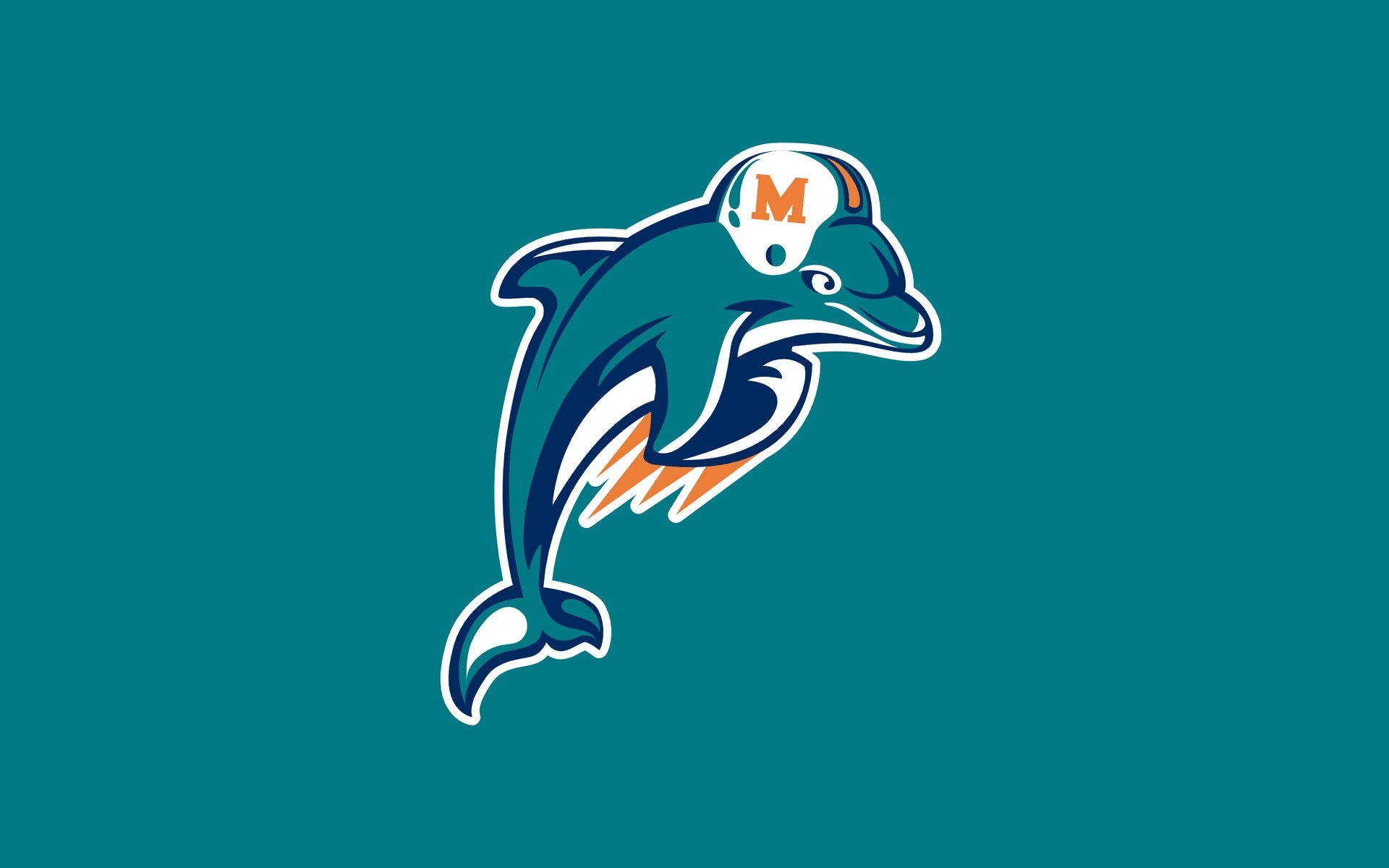 miami dolphins new logo wallpaper (66+ images)