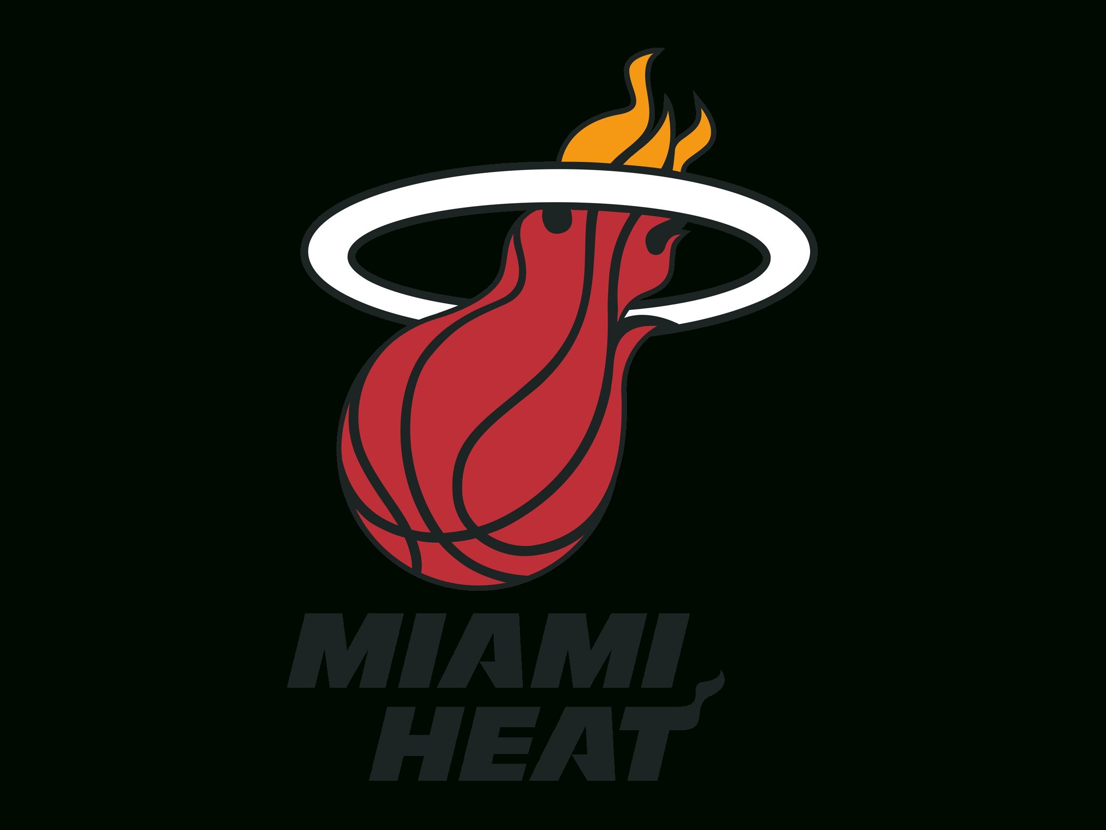 miami heat logo logotype - logok