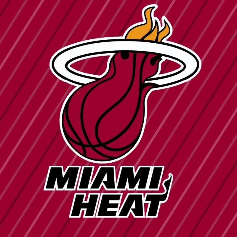 10 Most Popular Miami Heat Phone Wallpaper FULL HD 1920×1080 For PC Background 2018 free download miami heat nba basketball logos red background wallpaper 135785 800x800