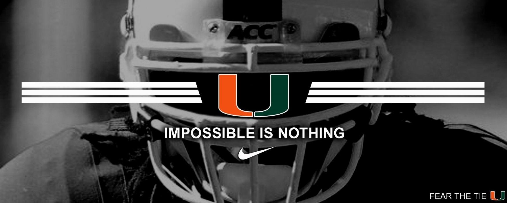 miami hurricanes college football wallpaper   3000x1200   593489