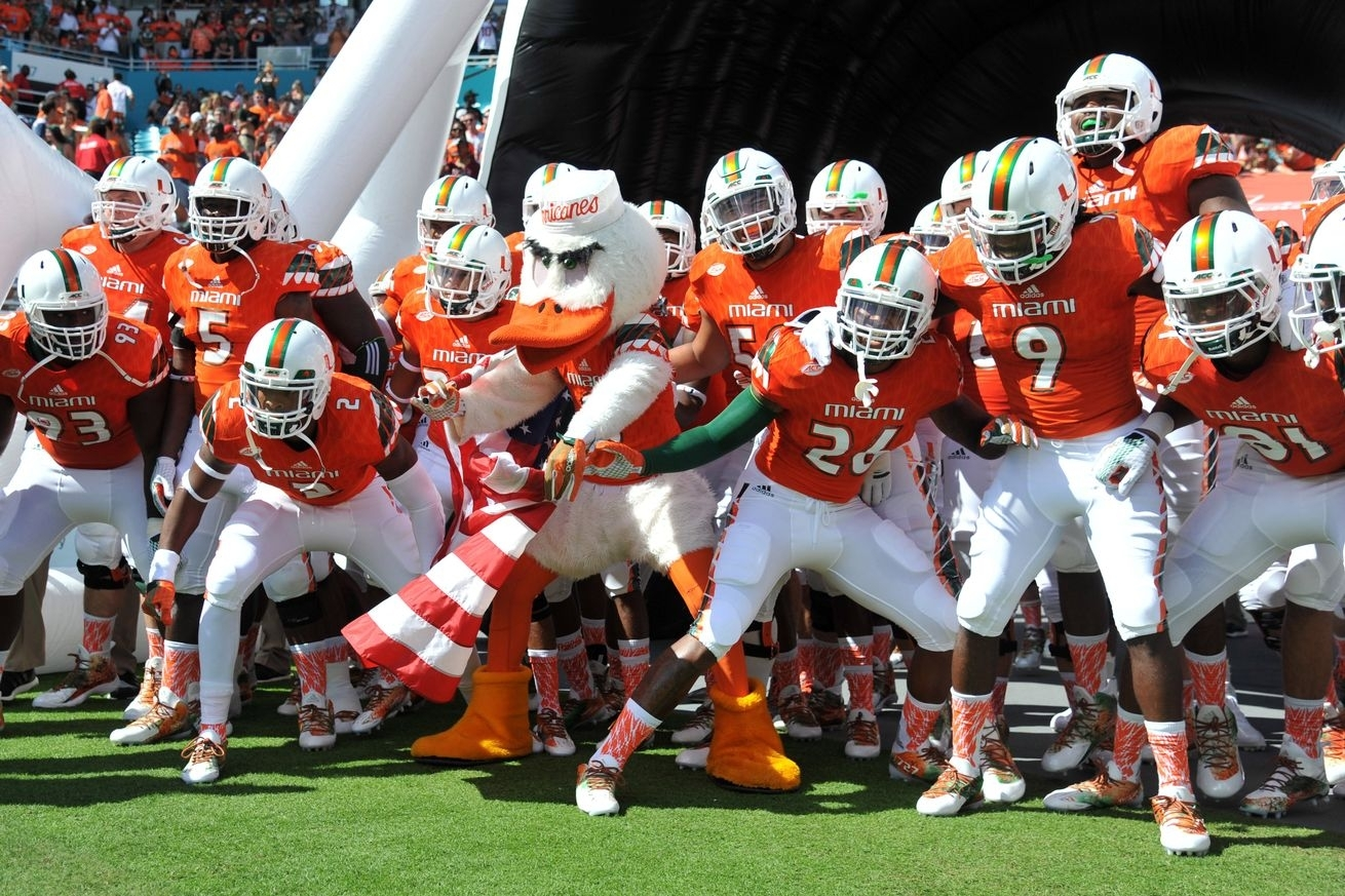 miami hurricanes football wallpaper hd 2016 - iphone2lovely