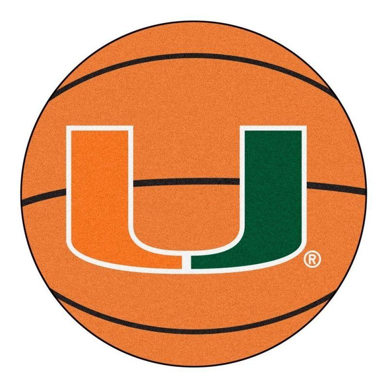 10 Best Miami Hurricane Logos Pictures FULL HD 1080p For PC Desktop 2020 free download miami hurricanes ncaa basketball round floor mat 29 u logo 800x800