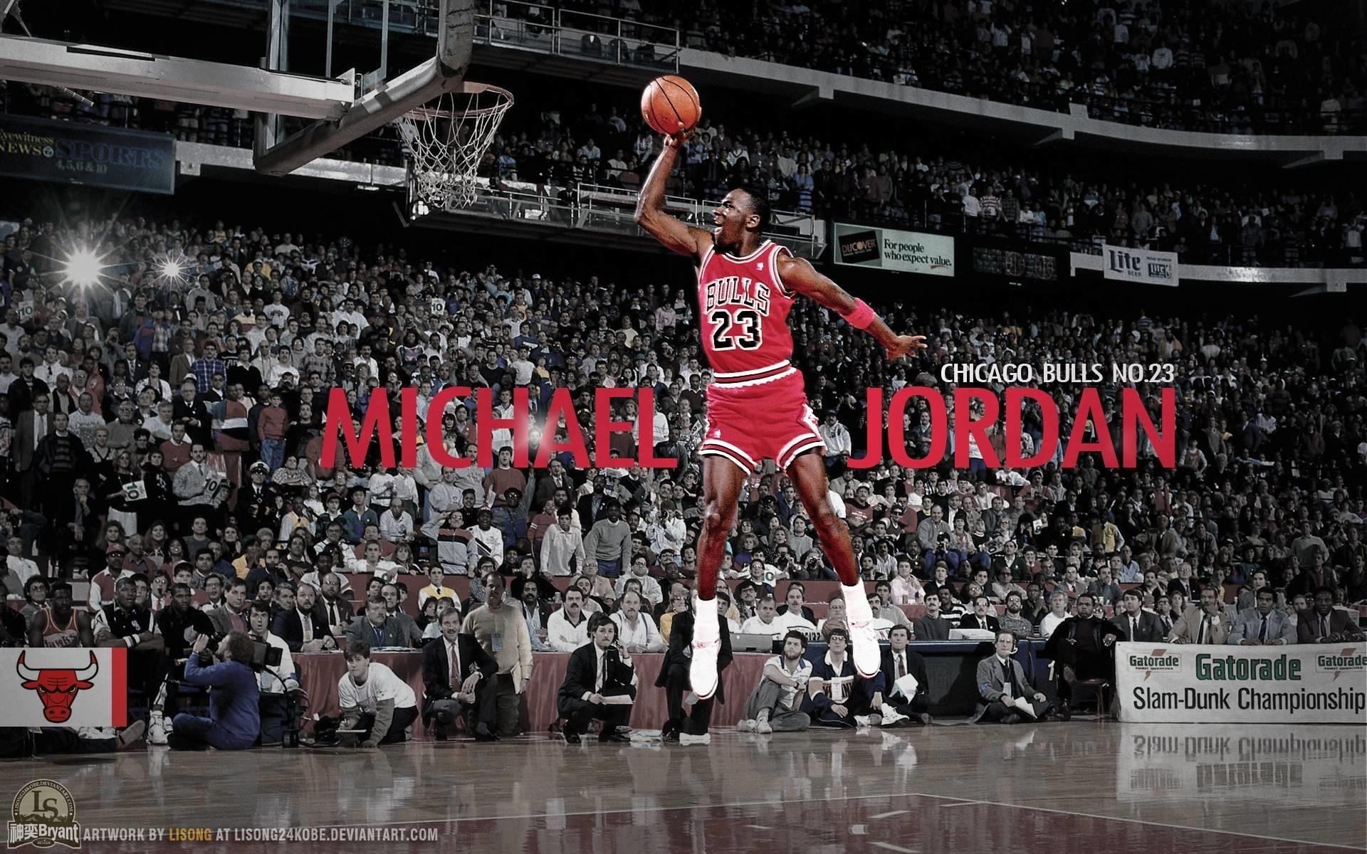 michael jordan dunk wallpaper (64+ images)