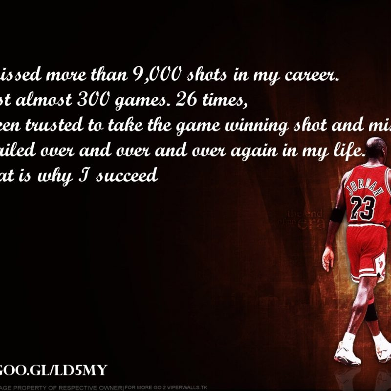 10 Most Popular Michael Jordan Quotes Wallpaper FULL HD 1080p For PC Desktop 2018 free download michael jordan inspirational quotes inspirational quotes quotes we 800x800