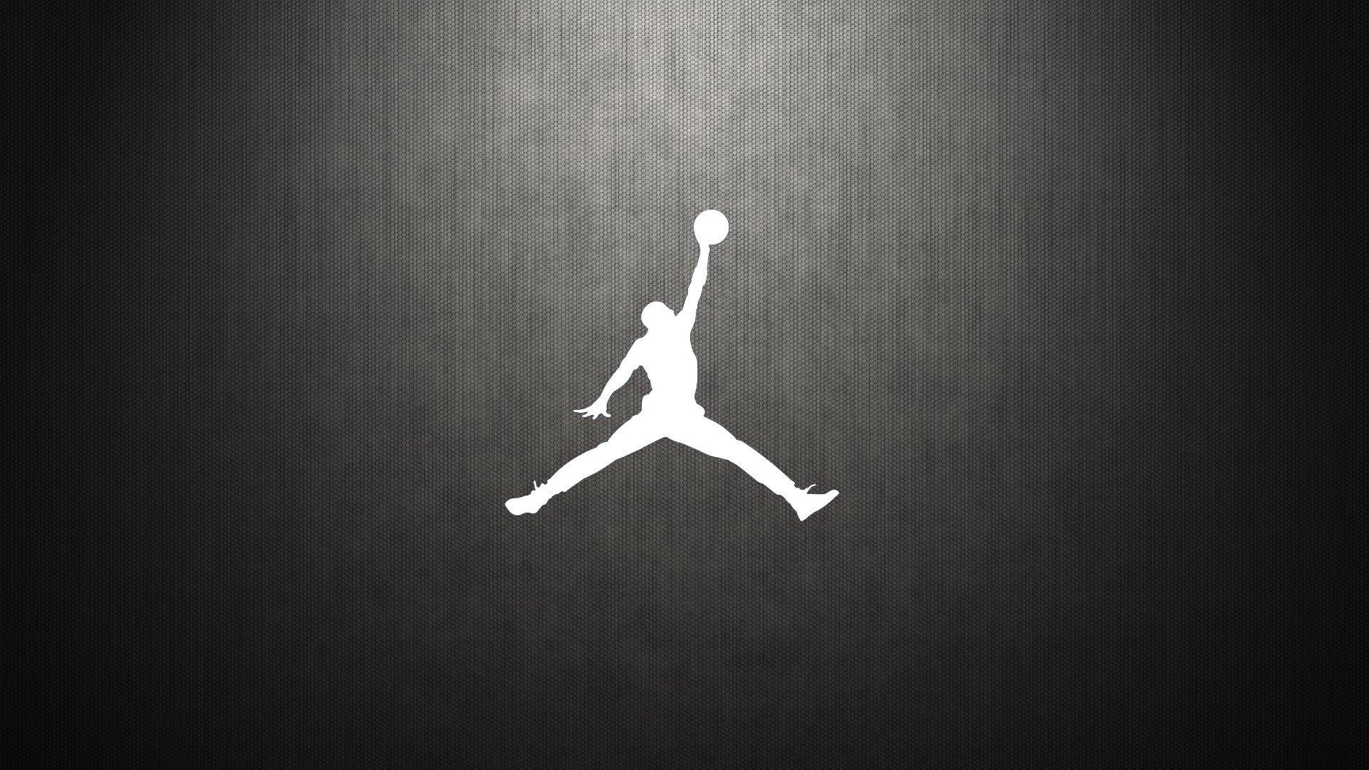 michael-jordan-logo-wallpaper - wallpaper.wiki