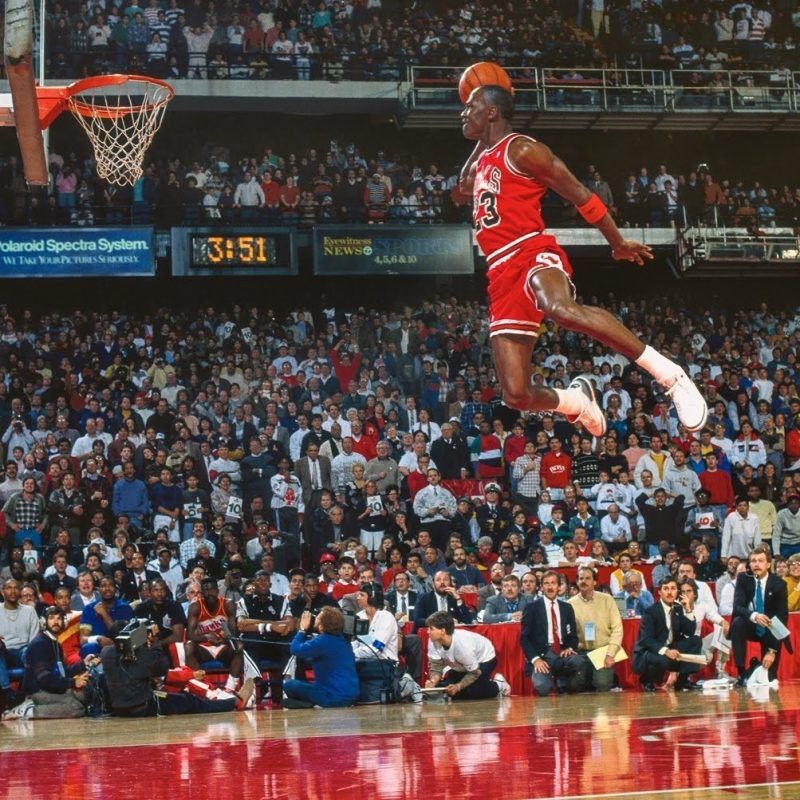 10 Most Popular Michael Jordan Dunk Hd FULL HD 1080p For PC Background 2020 free download michael jordans legendary free throw line dunk hd youtube 800x800