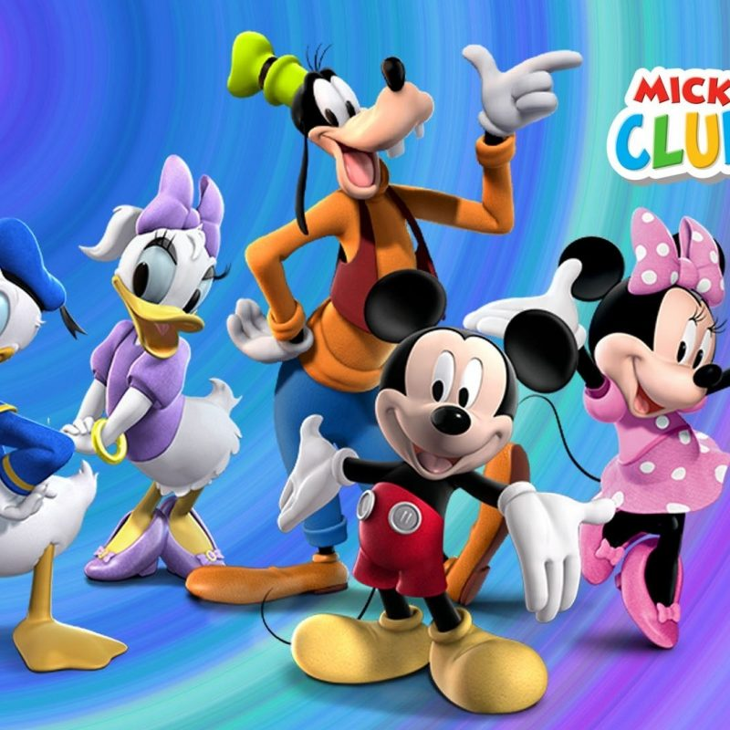 10 Latest Mickey Mouse Clubhouse Wallpapers FULL HD 1920×1080 For PC Desktop 2020 free download mickey and friends clubhouse disney cartoon for children desktop hd 800x800