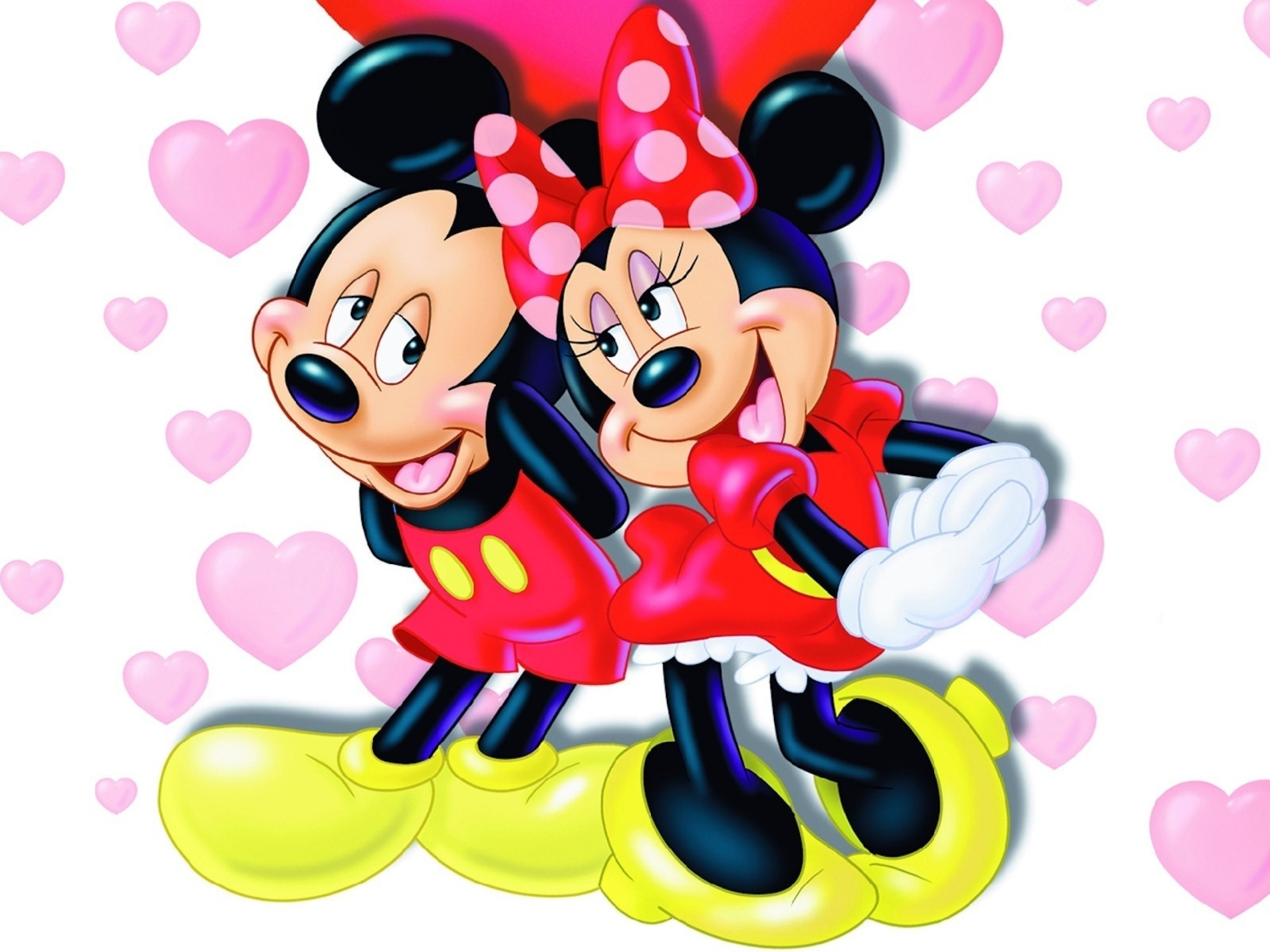 mickey and minnie mouse | cartoons, mickey mouse, minnie, disney