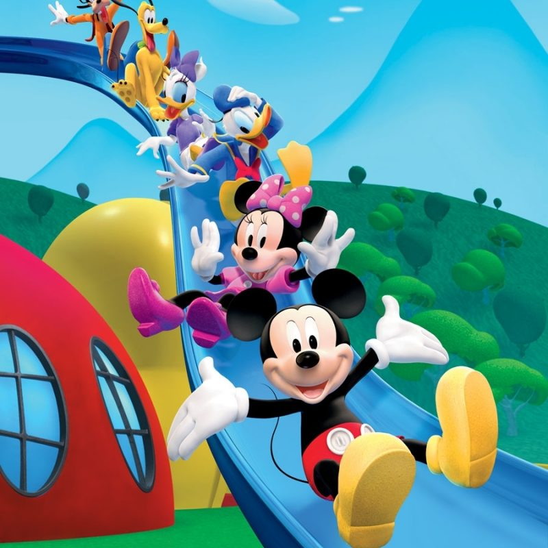 10 Latest Mickey Mouse Clubhouse Wallpapers FULL HD 1920×1080 For PC Desktop 2020 free download mickey mouse clubhouse characters back to front goofy pluto daisy 800x800