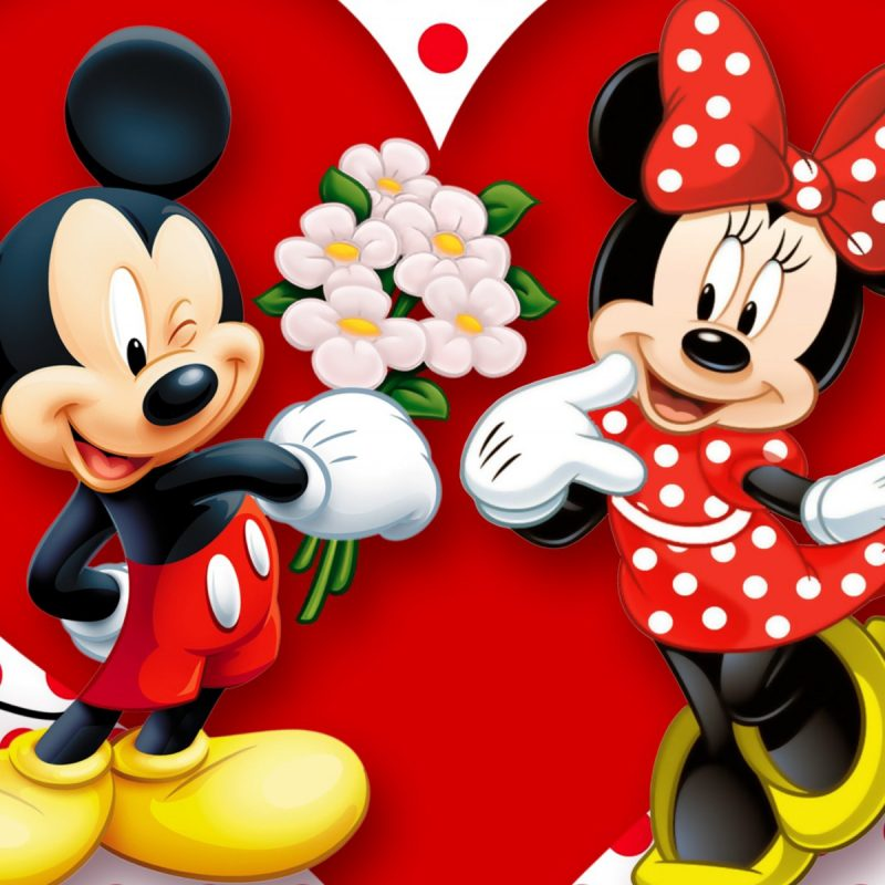 10 Top Images Of Mickey Mouse And Minnie Mouse FULL HD 1080p For PC Desktop 2018 free download mickey mouse minnie mouse love couple heart wallpapers media file 3 800x800