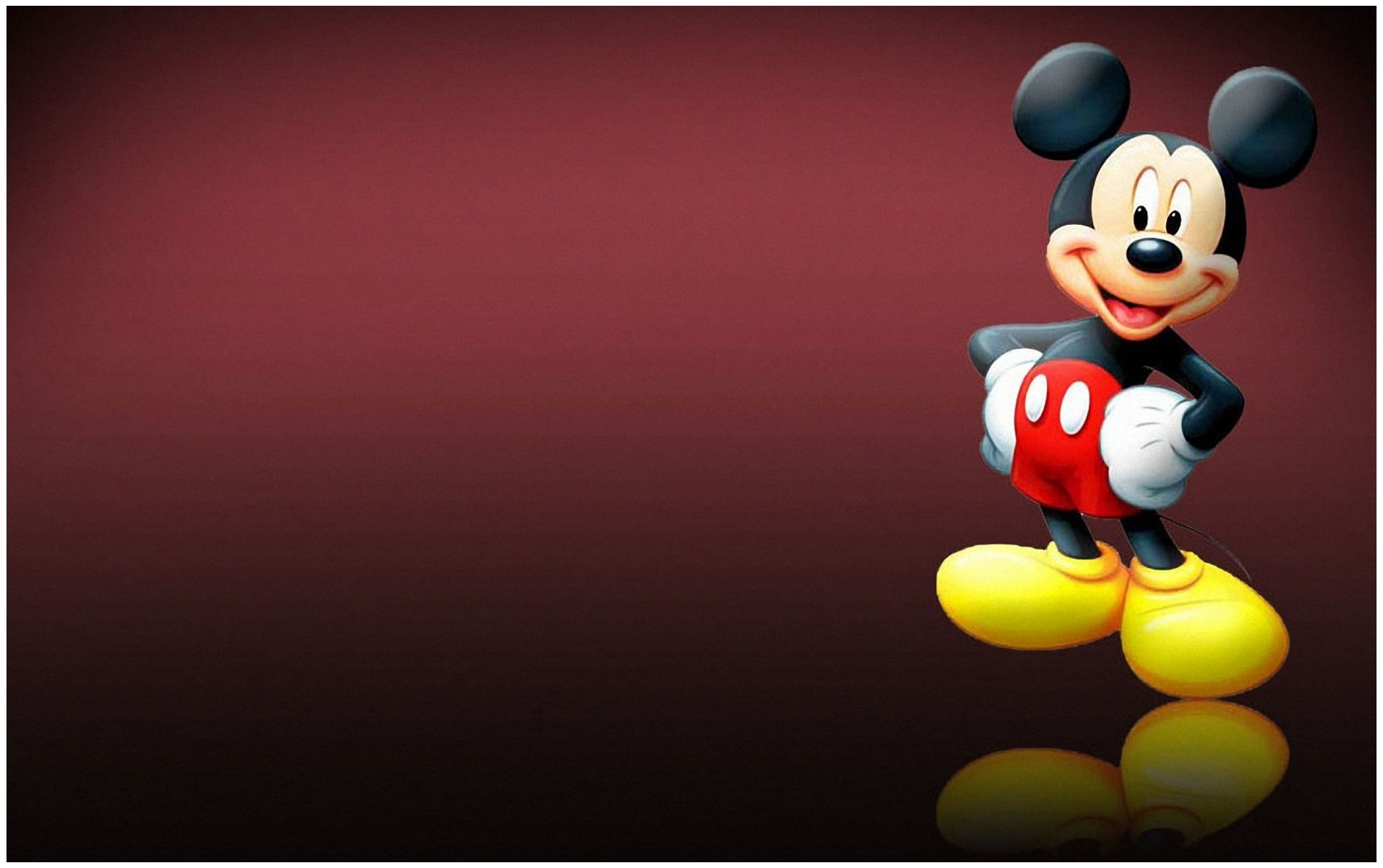 mickey mouse wallpapers and background images - stmed