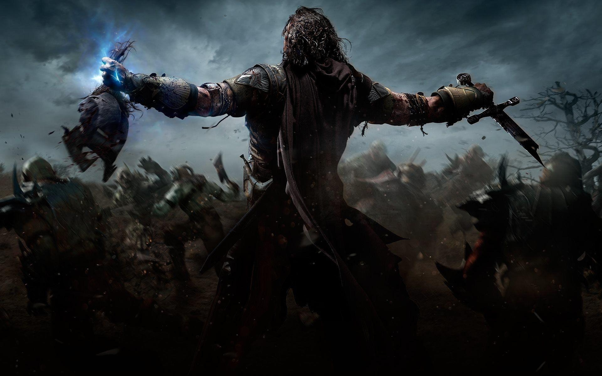 middle-earth: shadow of mordor wallpapers - wallpaper cave