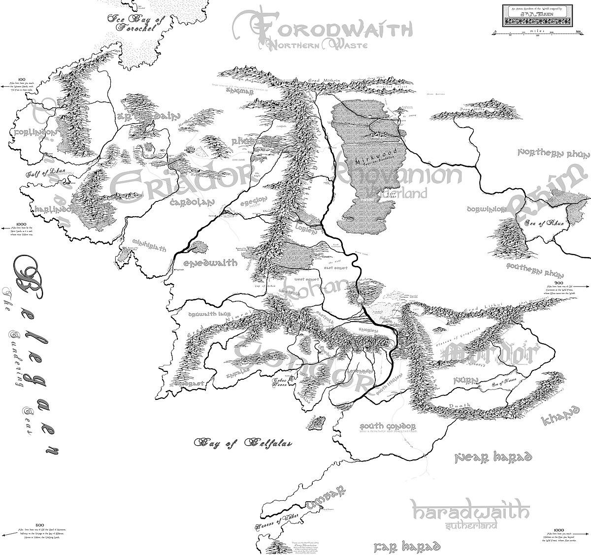 middle-earth - wikipedia