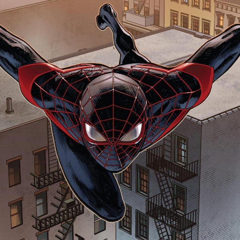 10 New Miles Morales Spider Man Wallpaper FULL HD 1920×1080 For PC Background 2018 free download miles morales images miles morales ultimate spider man hd wallpaper 800x800