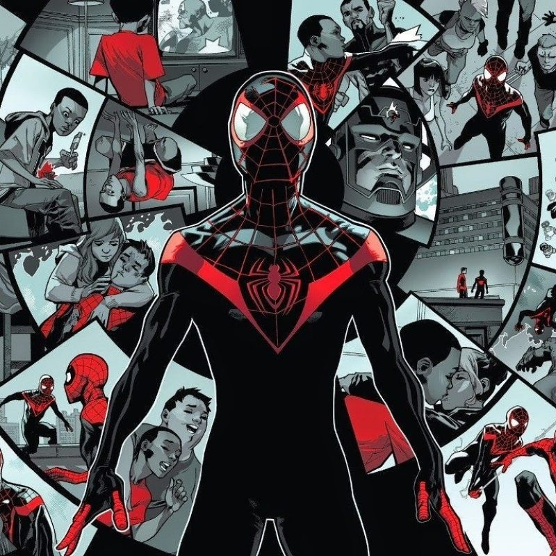 10 New Miles Morales Spider Man Wallpaper FULL HD 1920×1080 For PC Background 2018 free download miles morales wallpapers wallpaper cave 800x800