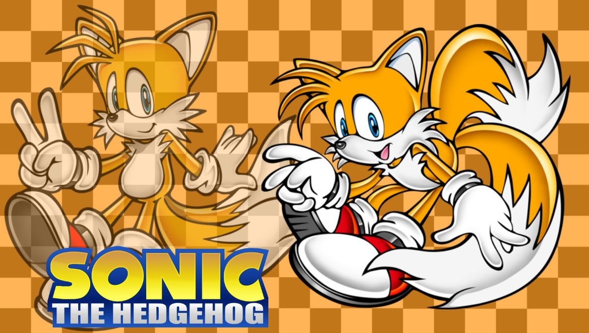 miles tails prower wallpaper (sa style) axelg4m3raxelg4m3r on