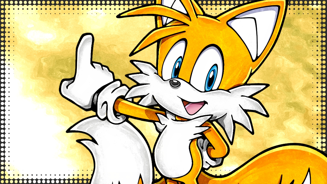 miles tails prower wallpapers - wallpaper cave