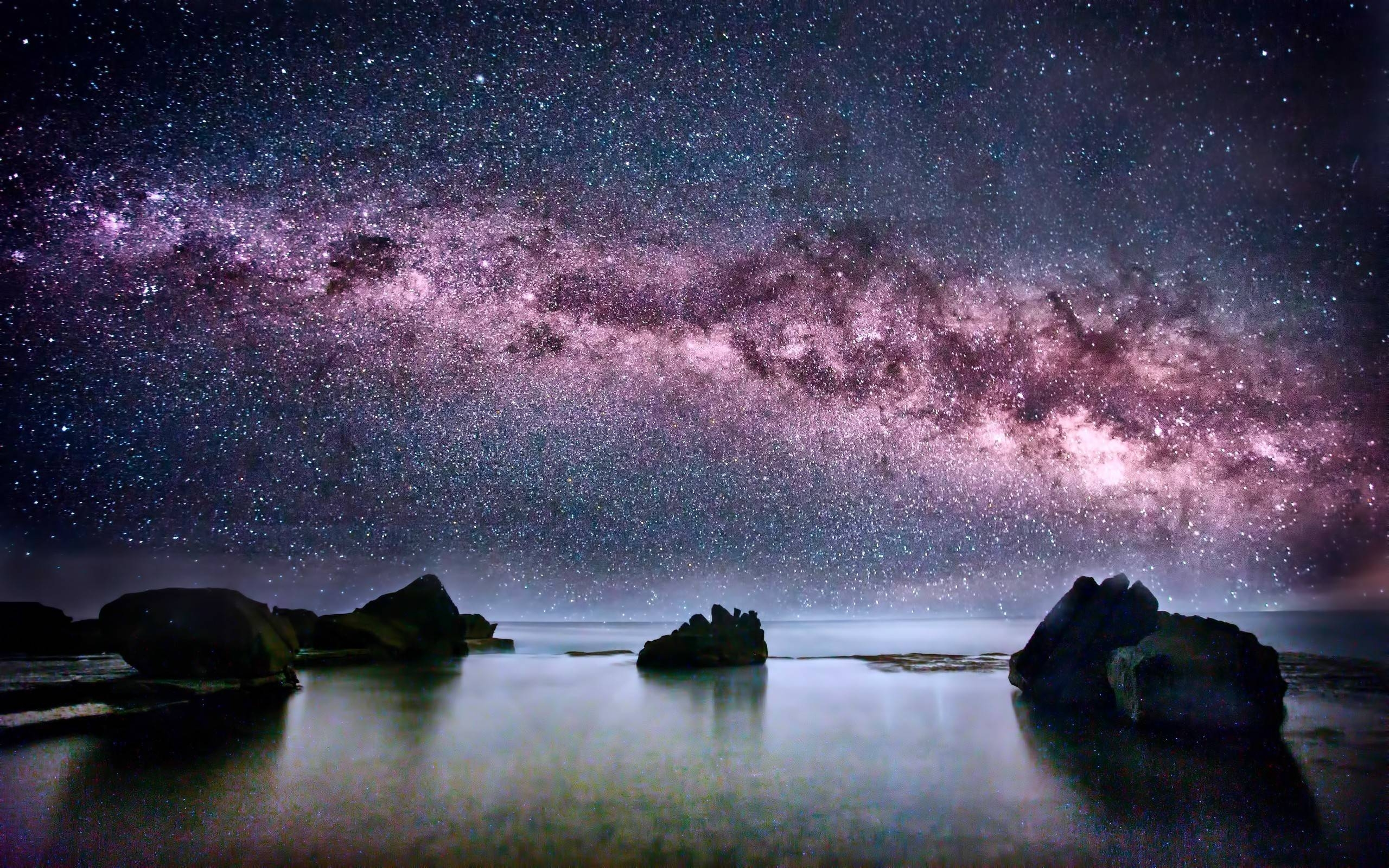 milky way galaxy backgrounds - wallpaper cave