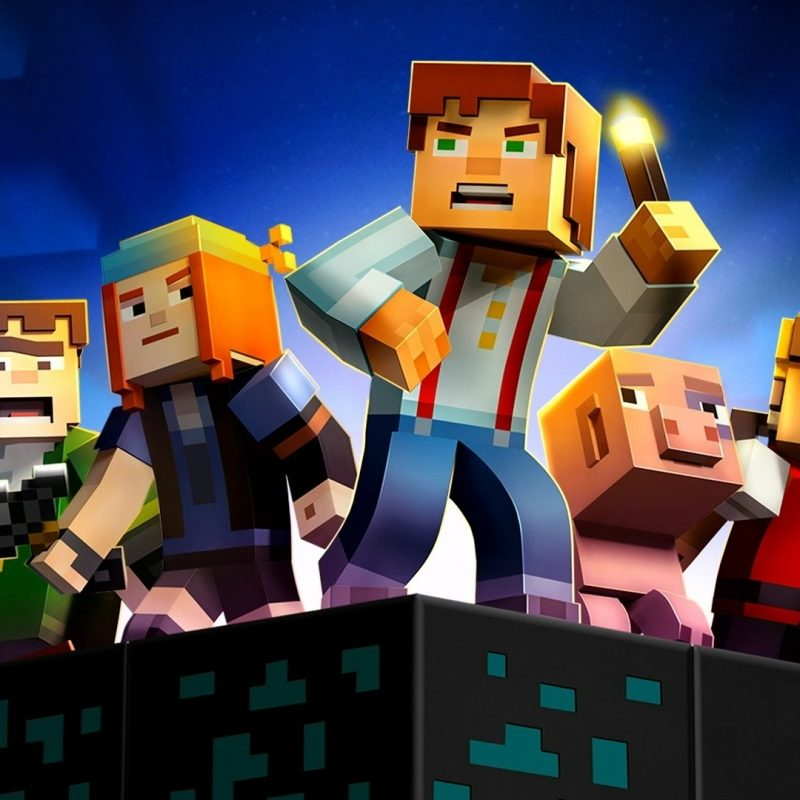 10 Most Popular Minecraft Story Mode Wallpapers FULL HD 1080p For PC Background 2018 free download minecraft story mode chap 6 ep 2 youtube 800x800