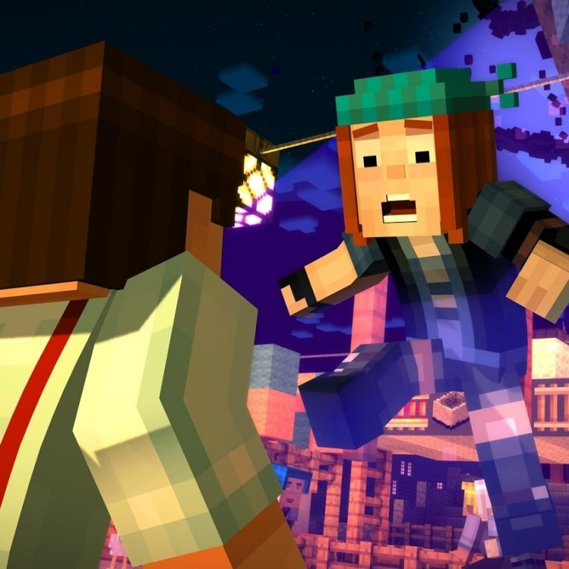 10 Most Popular Minecraft Story Mode Wallpapers FULL HD 1080p For PC Background 2018 free download minecraft story mode est disponible sur le play store frandroid 800x800