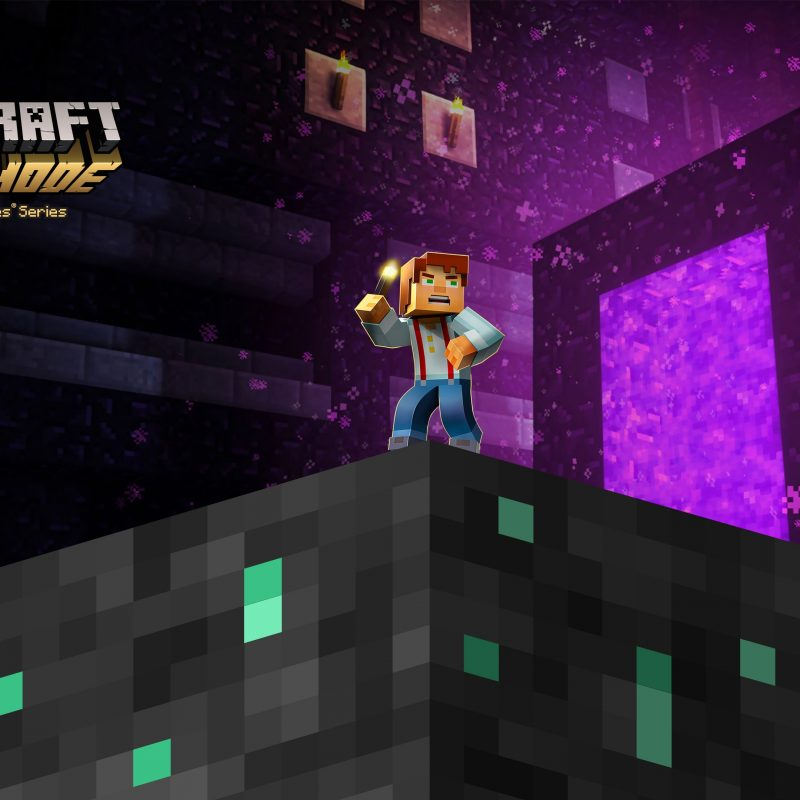 10 Most Popular Minecraft Story Mode Wallpapers FULL HD 1080p For PC Background 2018 free download minecraft story mode wallpapers high resolution desktop wallpaper box 800x800