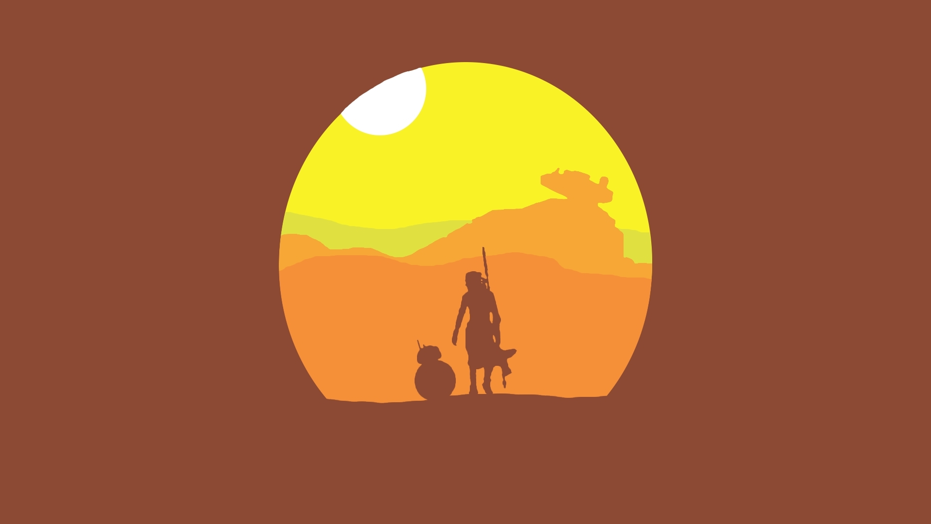 minimal star wars wallpapers - album on imgur