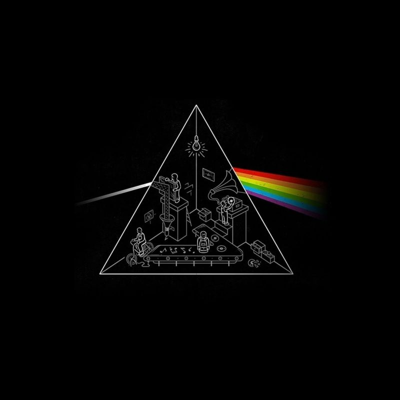 10 Most Popular Pink Floyd Wall Paper FULL HD 1080p For PC Background 2018 free download minimalistic pink floyd wallpaper 111721 800x800