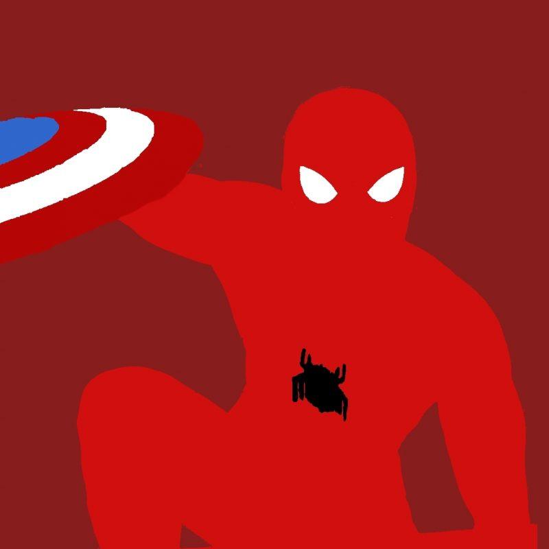 10 Top Spiderman Civil War Wallpaper FULL HD 1080p For PC Background 2020 free download minimalistic spider man civil war wallpaper imgur 800x800