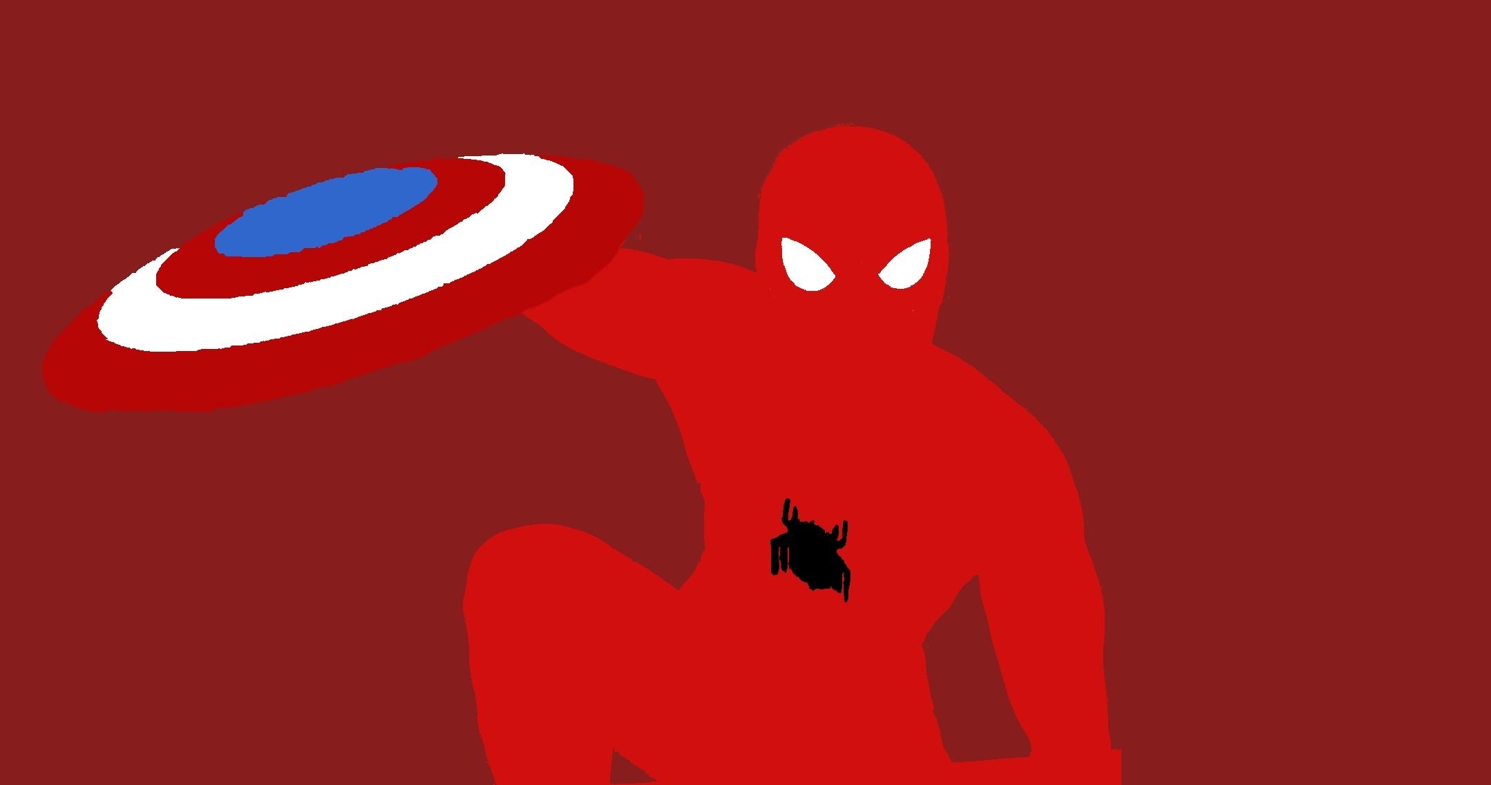 10 Top Spiderman Civil War Wallpaper Full Hd 1080p For Pc Background