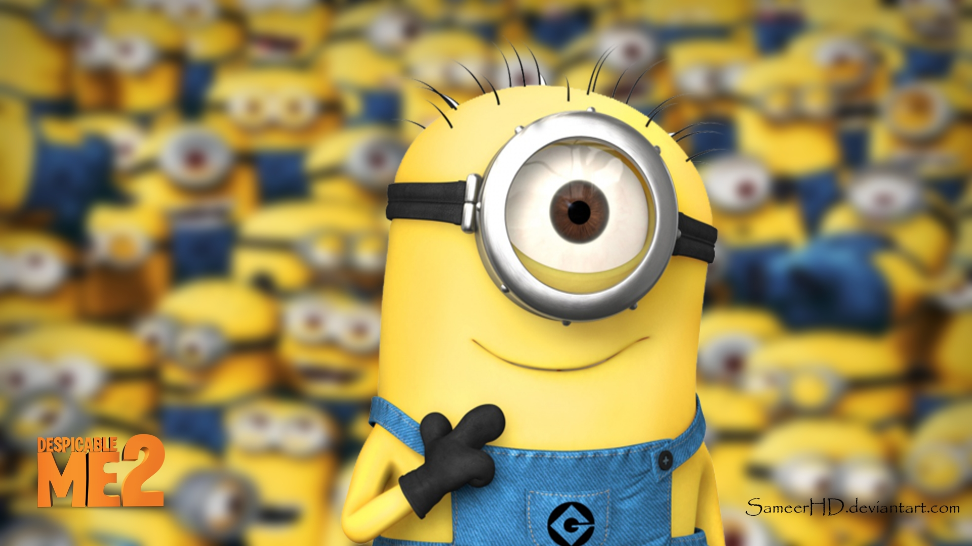 minions despicable me wallpapers desktop backgrounds | hd wallpapers