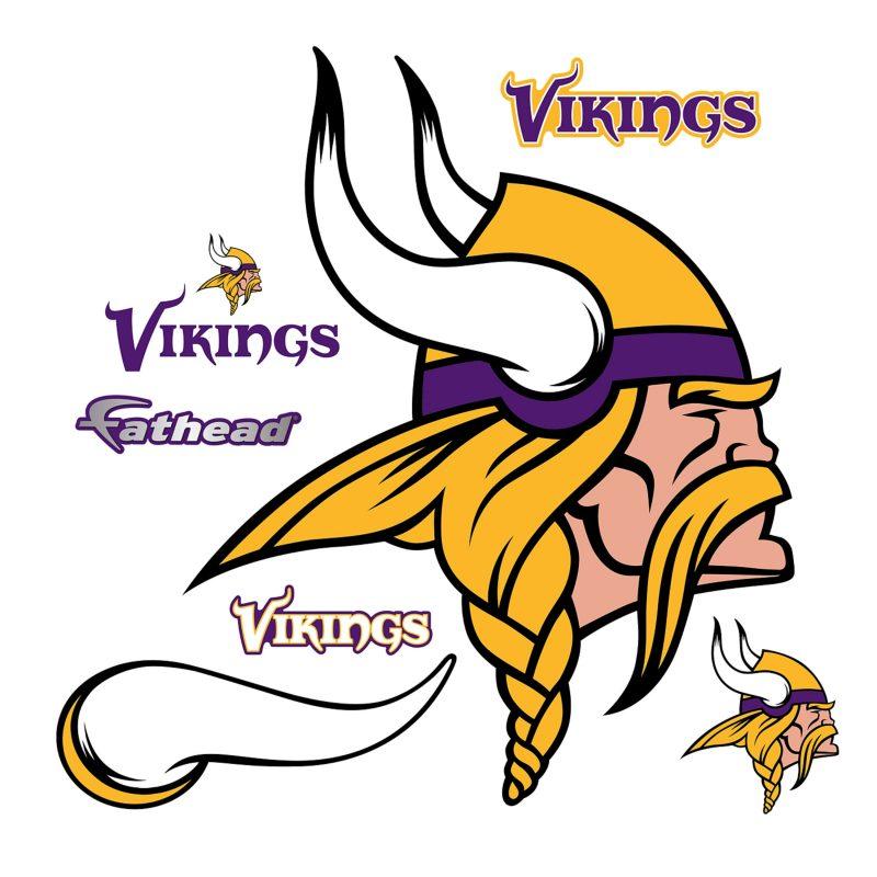 10 Best Minnesota Vikings Pics Logo FULL HD 1920×1080 For PC Desktop 2018 free download minnesota vikings logo wall decal shop fathead for minnesota 800x800