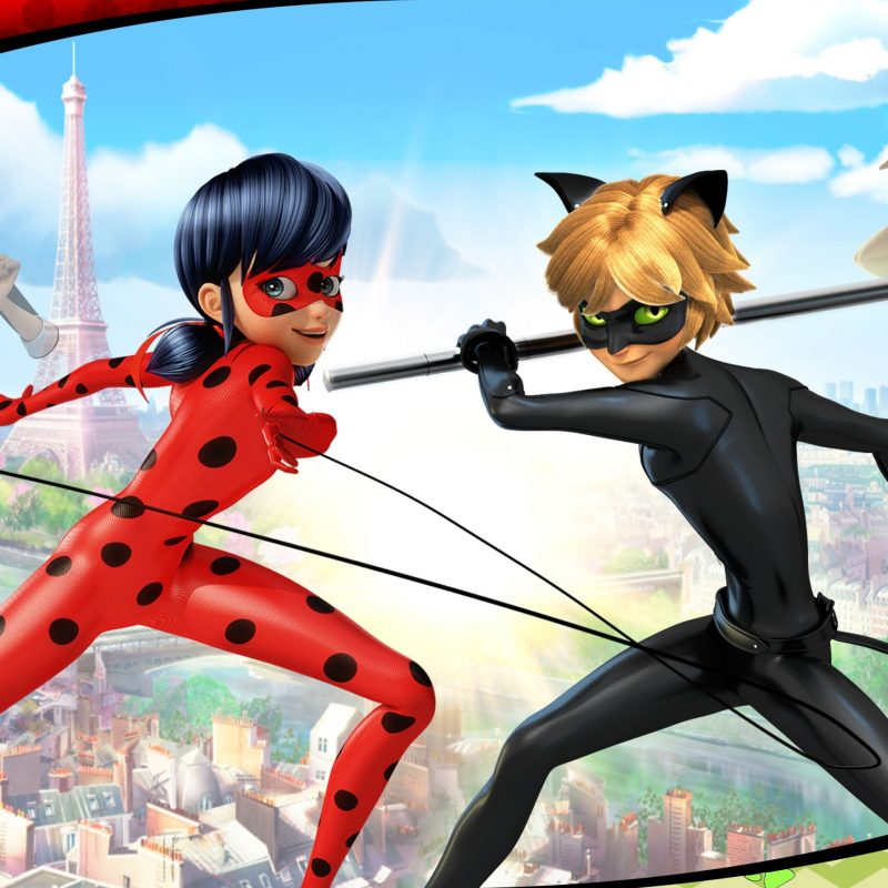 10 Top Ladybug And Cat Noir Wallpaper FULL HD 1080p For PC Desktop 2021 free download miraculous tales of ladybug cat noir wallpapers and background 800x800