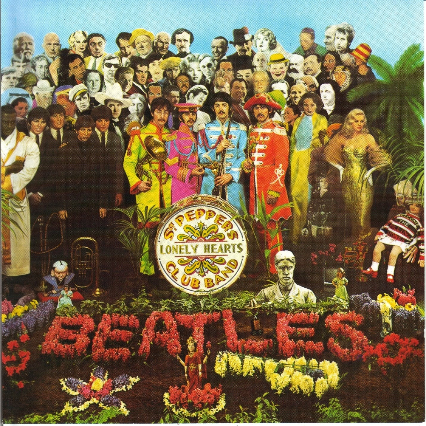 miscellaneous pics: sgt. pepper's lonely hearts club band