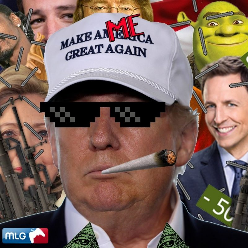 10 New Donald Trump Wallpaper Funny FULL HD 1080p For PC Background 2021 free download mlg donald trump gets roasted youtube 800x800
