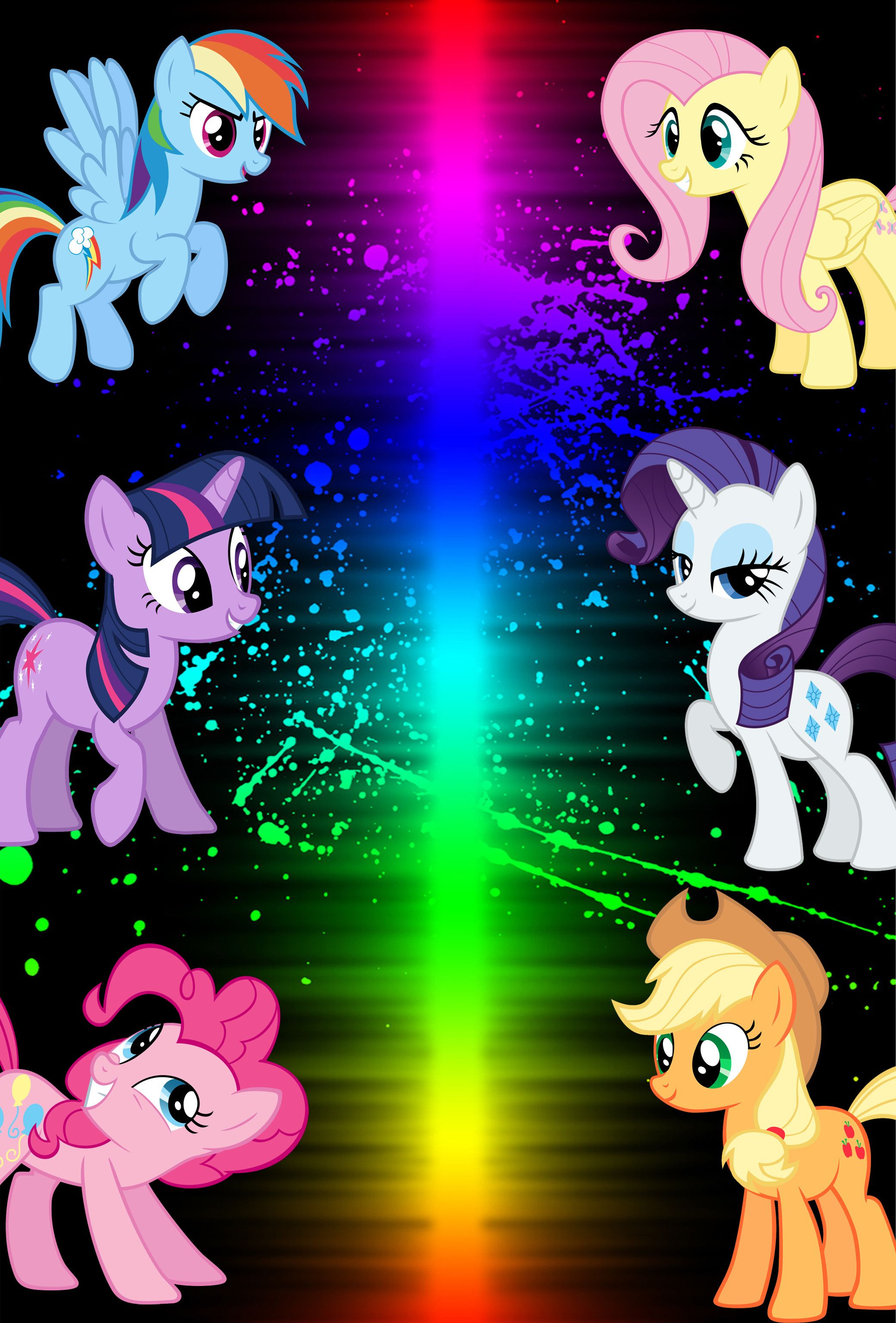 mlp wallpapers android - wallpaper cave