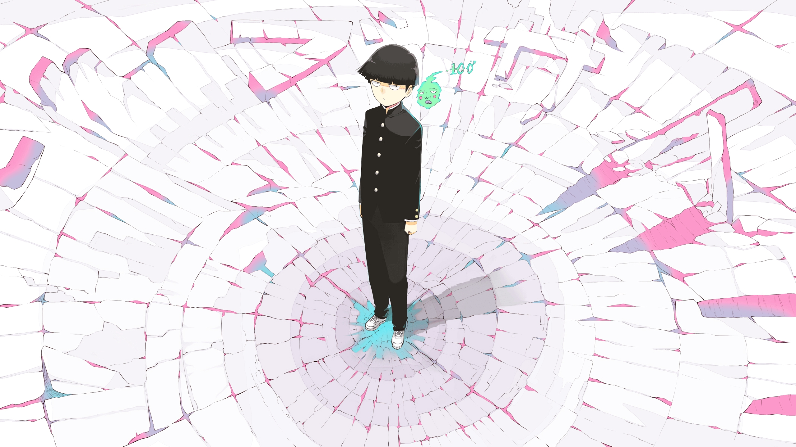 mob psycho 100 wallpapers - wallpaper cave