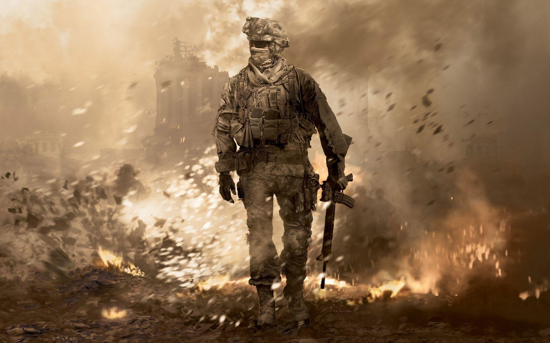 modern warfare 2 wallpapers 1080p - wallpaper cave