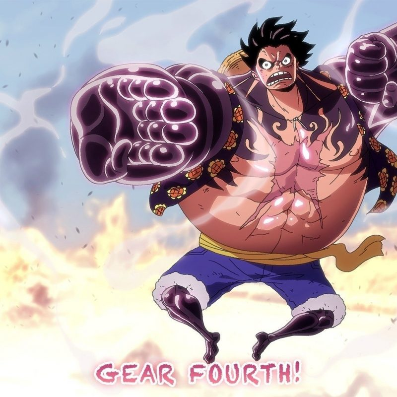 10 Best One Piece Wallpaper Luffy Gear Fourth FULL HD 1920×1080 For PC Desktop 2018 free download monkey d luffy gear fourth full hd fond decran and arriere plan 800x800