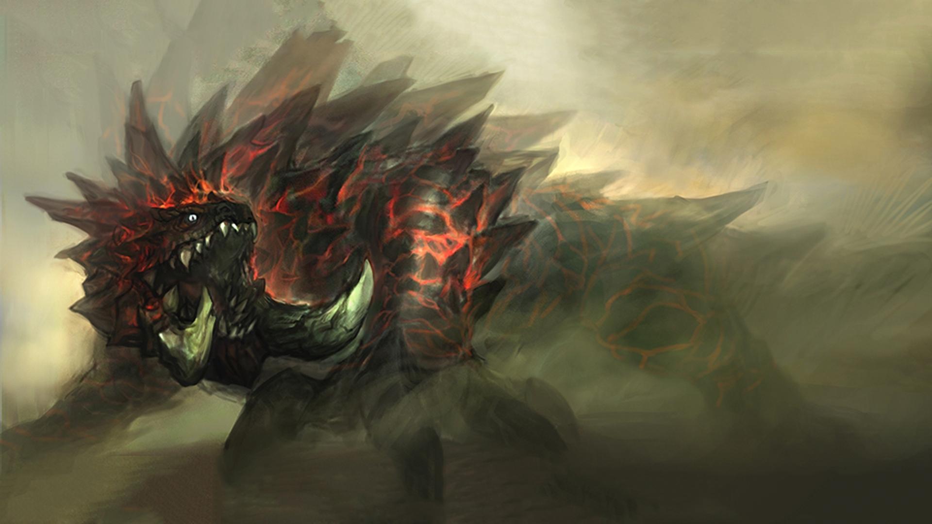 monster hunter wallpapers, 37 free monster hunter wallpapers