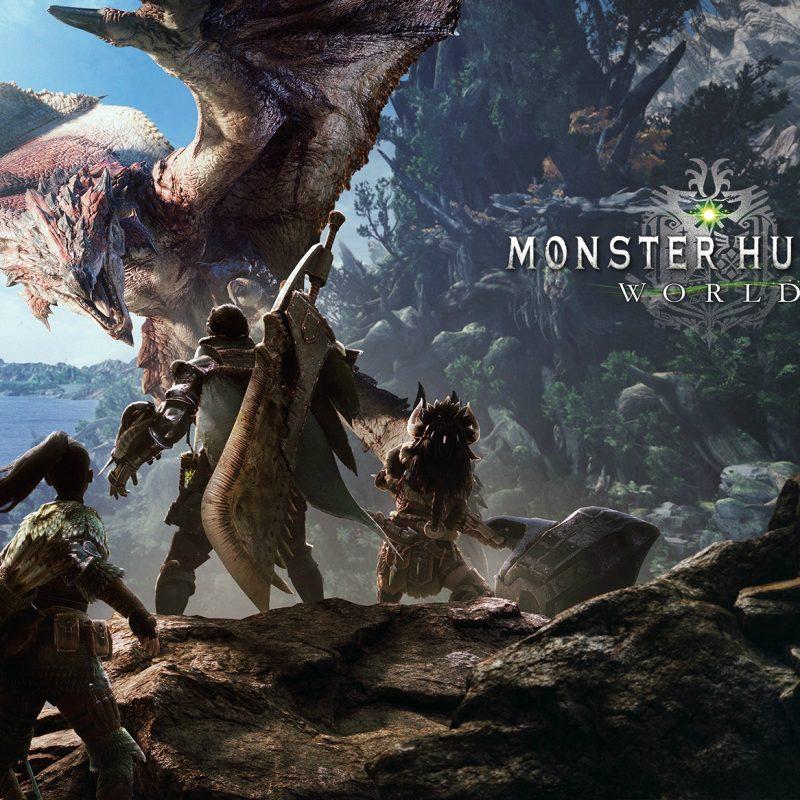 10 New Monster Hunter Hd Wallpaper FULL HD 1080p For PC Desktop 2021 free download monster hunter world hd wallpaper monsterhunter 800x800