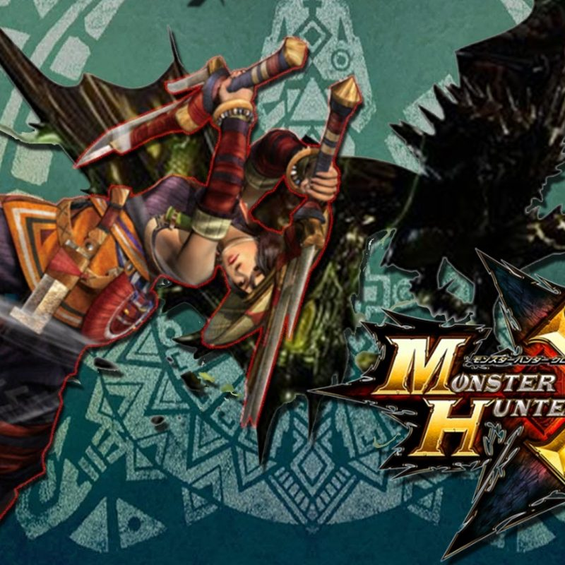 10 Best Monster Hunter X Wallpaper FULL HD 1080p For PC Background 2020 free download monster hunter x dual swords trailer analysis greed squad youtube 800x800